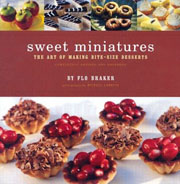 Buy the Sweet Miniatures cookbook