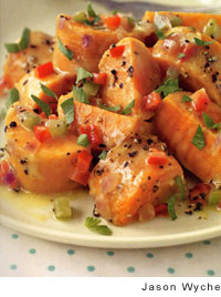 Sweet-Potato Salad