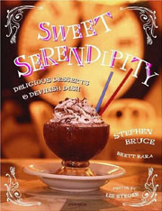 Buy the Sweet Serendipity: Delicious Desserts & Devilish Dish cookbook