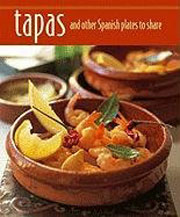 Buy the Tapas and Other Spanish Plates to Share cookbook