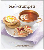 Buy the Tea & Crumpets cookbook