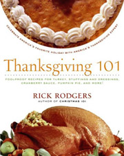 Buy the Thanksgiving 101 cookbook