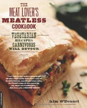 Buy the The Meat Lover's Meatless Cookbook cookbook