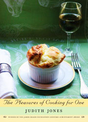 Buy the The Pleasures of Cooking for One cookbook