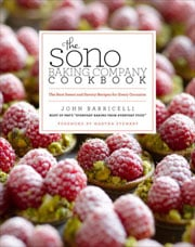 Buy the The SoNo Baking Company Cookbook cookbook