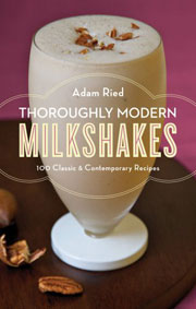 Buy the Thoroughly Modern Milkshakes cookbook