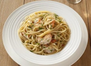 Trenette with Langoustines