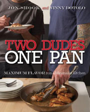 Buy the Two Dudes, One Pan cookbook