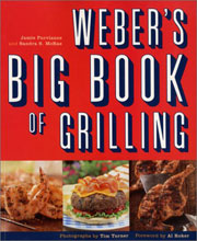 Buy the Weber's Big Book of Grilling cookbook