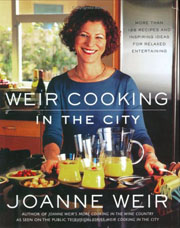 Buy the Weir Cooking in the City cookbook