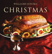 Buy the Williams-Sonoma Christmas cookbook