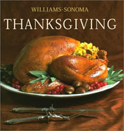 Buy the Williams-Sonoma Thanksgiving cookbook