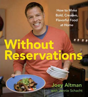 Buy the Without Reservations cookbook