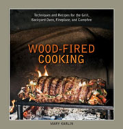 Buy the Wood Fired Cooking cookbook