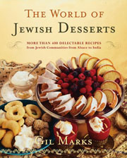 Buy the The World of Jewish Desserts cookbook